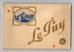 ZE-43-Le Puy--petit Livres D´images - Guides Touristiques