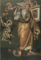 Saint Pierre. Fresque De L'église St Clément à Ochrid (XIIIème S. ) - Imágenes Religiosas