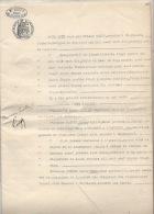 Partage ,notaire à 39 ST CLAUDE 1910 - Cachets Généralité