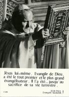 Jean-Paul II Evangelii Nuntiandi (Annonçant L'Évangile). - Devotieprenten