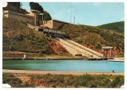 CP, 57, Plan Incliné Du Canal De La Marne Au Rhin...Voyagé En 1974 - Francia