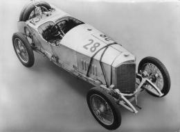 Mercedes Racing Cars  -  1914  -  Mercedes-Benz 18/100  -  CP - Sport Automobile