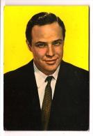 MARLON BRANDO  - ARTISTE - Actor - THEME ACTEURS ACTRICES COMEDIENS  Edition 1964 - Artistes