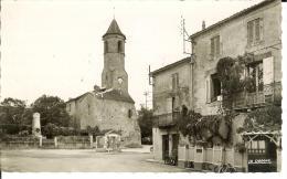 CPSM  BELVES, Place De La Croix Des Frères   8534 - France