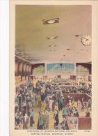 Concourse Of Canadian National Railways, Central Station, MONTREAL, Quebec, Canada, 1930-1940s - Montreal