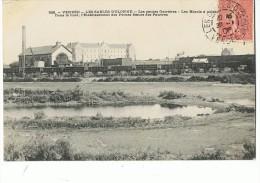 SABLES D'OLONNE -- Les Petites Carrieres --Marais à Poisson --Les Petites Soeurs Des Pauvres --rectio-verso - Sables D'Olonne