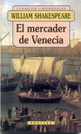 """""""EL MERCADER DE VENECIA"""" WILLIAM SHAKESPEARE LIBRO EDICION INTEGRA TRADUCCION M. MENENDEZ PELAYO REVISADA Y ACTUALIZADA - Théâtre"""