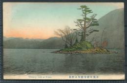Japan - Lake Chuzenji Nikko Postcard - Japan