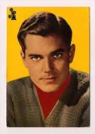 JEFFREY HUNTER - ARTISTE - Actor - THEME ACTEURS ACTRICES COMEDIENS  Edition 1964 - Artistes