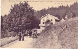 BOÊGE, Hotel De L'ermitage Des Voirons, Belle Animation, Attelage, - Boëge