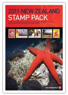 Nieuw Zeeland 2011  Collectie Postfris/mnh/neuf - Nieuw-Zeeland