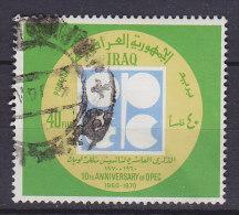 Iraq 1970 Mi. 647      40 F Organisation Erdölexportierender Länder OPEC - Irak