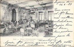 7986 - Hôtel Schweizerhof Lucerne  Hall - LU Lucerne