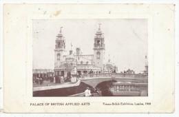 Palace Of British Applied Arts, Franco-British Exhibition, London 1908 - Exhibitions