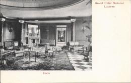 7989 - Grand Hôtel National Lucerne Halle - LU Lucerne