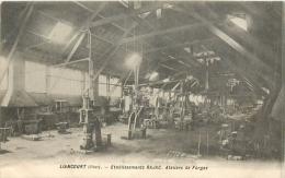 60 LIANCOURT ETABLISSEMENTS  BAJAC  ATELIERS DE FORGES - Liancourt