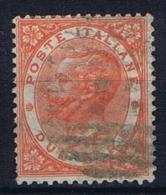 Italy: 1863 Mi 22 Used - 1861-78 Vittorio Emanuele II