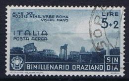 Italy: 1936  Mi 559, Used Airmail - 1900-44 Victor Emmanuel III