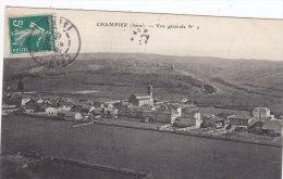 Champier - Vue Générale N°2 - Autres Communes