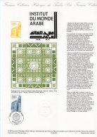 "Document Officiel De 1990 N° 15-90 "" INSTITUT DU MONDE ARABE "" N° YT 2645. DPO - FDC"