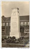 CPSM  -  GARSTON  ( Lancashire)  Mémorial 1914 - 1918  Unveiled On 6th November 1927 - Non Classés