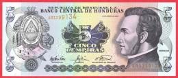 Honduras - 5 Lempiras 2003 UNC / Papier Monnaie - Honduras - Honduras
