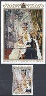 20ème Anniversaire Du Couronnement De La Reine Elisabeth - Neuf LUXE - Cook