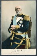 Sweden - King Oscar Famille Royale Suédoise- Oscar II De Suède - Litho Postcard - Royal Families