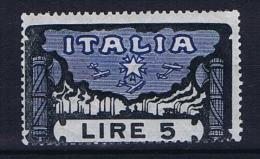 Italy: 1923. Mi 182 MH/* - 1900-44 Vittorio Emanuele III