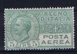 Italy: 1926 Mi 233 MNH/**  Airmail - 1900-44 Vittorio Emanuele III