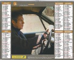 Almanach Du Facteur 2007 STEVE Mc QUEEN - Calendars