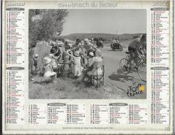 Almanach Du Facteur 2011 LE TOUR DE FRANCE  1951 Et1964 - Calendars