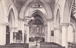 SHACKLEFORD CHURCH INTERIOR - Surrey