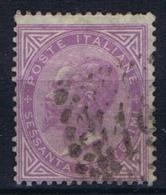 Italy: 1863, Mi 21 Used - 1861-78 Vittorio Emanuele II
