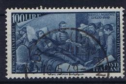 Italy: 1948,  Mi 759  Used