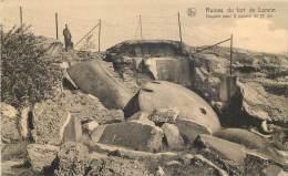 Ruines Du Fort De Loncin - Coupole Pour 2 Canons De 12 Cm - Liège