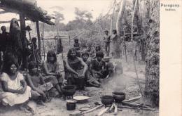 Paraguay (HV) Indios - Paraguay