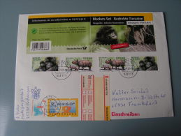 ==  BRD  2001  MH Frankatur - Briefe U. Dokumente