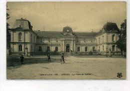 LOCHES                 PALAIS DE JUSTICE - Loches
