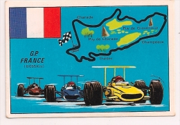 "Circuit Automobile De CHARADE - G.P. FRANCE (8,055 Km) - Image "" Americana Munich ""  N° 256 - Format : 5,2 X 7,5 Cm - - Sin Clasificación"