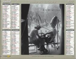 Almanach Du Facteur 2011  Robert Doisneau - Calendars