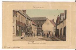 Harbonnieres. Rue D'Amiens. (Entrée). - Autres Communes