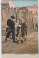 AK - Gassenjungen In Paris 1910 - Maria Baschkirtseff - Szenen & Landschaften