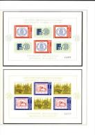 Bulgaria 5 S/Ss  M Bl 184-188  ** - Blocks & Sheetlets