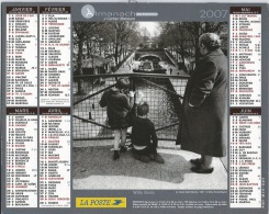 Almanach Du Facteur 2007  Willy Ronis - Calendars