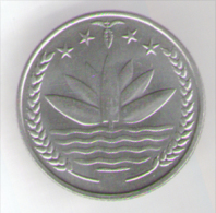 BANGLADESH 25 POISHA 1974 - Bangladesh