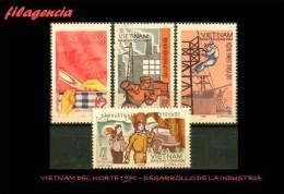 ASIA. VIETNAM DEL NORTE MINT. 1970 DESARROLLO DE LA INDUSTRIA - Vietnam