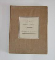 Carte Champ De Tir De CASTRES G Roux Capitaine D Artillerie - Documents