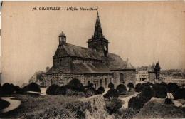 MANCHE 5CP   Granville église      ST Lo Chateau              Carolles            Cherbourg          Mont St Michel - France