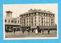 Casablanca. - Place De France. - L'Hôtel Excelsior ( Delaporte, Arch ). - Casablanca